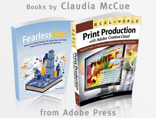 Books by Claudia McCue